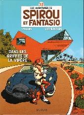 Spirou et Fantasio -53- Dans les griffes de la Vipère