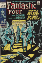 Fantastic Four (1961) -87- The power and the pride