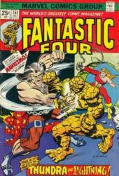 Fantastic Four (1961) -151- Thundra and Ligthning