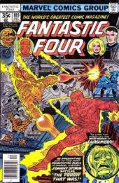 Fantastic Four (1961) -189- The Torch that was!