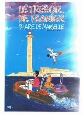 Le trésor de Planier - Le trésor de planier phare de marseille
