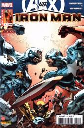 Iron Man (Marvel France - 2012) -5- Un pas en avant