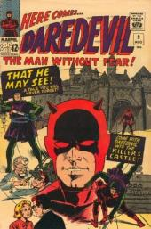 Daredevil Vol. 1 (Marvel - 1964) -9- That he may see!