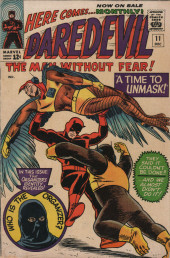 Daredevil Vol. 1 (Marvel - 1964) -11- A time to unmask!