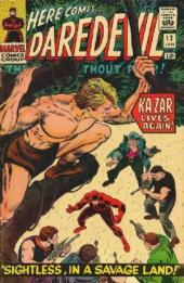 Daredevil Vol. 1 (Marvel - 1964) -12- Ka-Zar lives again!