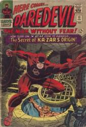Daredevil Vol. 1 (Marvel - 1964) -13- The secret of Ka-Zar's origin!