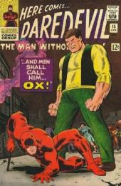 Daredevil Vol. 1 (Marvel - 1964) -15- ...And Men Shall Call Him... Ox!