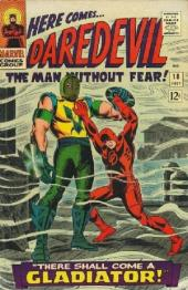 Daredevil Vol. 1 (Marvel - 1964) -18- There shall come a Gladiator!