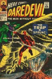 Daredevil Vol. 1 (Marvel - 1964) -21- The trap is sprung!