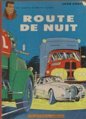 Michel Vaillant -4'- Route de nuit
