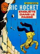 Ric Hochet -18a79- Enquête dans le passé
