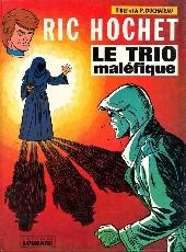 Ric Hochet -21a80- Le trio maléfique