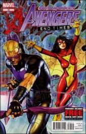 Avengers (The) (2010) -33- End times
