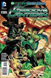 Green Lantern Vol.5 (DC Comics - 2011) -14- Courage