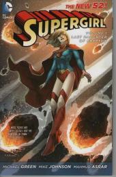 Supergirl (2011) -INT01- Last daughter of Krypton