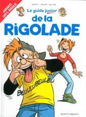 Les guides Junior -15- Le guide junior de la rigolade