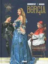 Borgia (Jodorowsky/Manara) -1c- Du sang pour le pape
