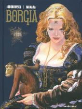 Borgia (Jodorowsky/Manara) -2b- Le pouvoir et l'inceste