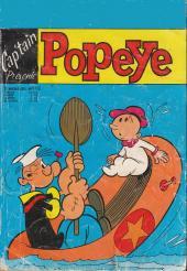 Popeye (Cap'tain présente) -118- Mimosa adore les animaux