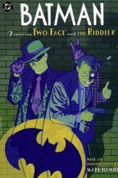 Batman (TPB) -INT- Batman: Featuring Two-Face and The Riddler