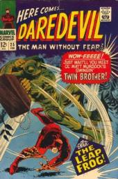 Daredevil Vol. 1 (Marvel - 1964) -25- Enter: The Leap-Frog!