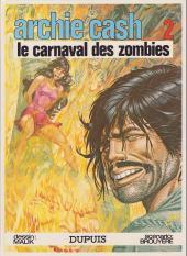 Archie Cash -2b.- Le carnaval des zombies