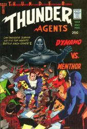 T.H.U.N.D.E.R. Agents (Tower comics - 1965) -3- Dynamo vs. Menthor