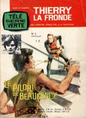 Télé Série Verte (Thierry la Fronde) -2- Thierry la fronde - le pilori de beaugency