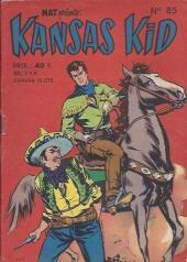 Kansas kid (Nat présente) -85- N°85