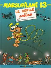 Marsupilami -13- Le défilé du jaguar