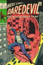 Daredevil Vol. 1 (Marvel - 1964) -51- Run, Murdock, run!