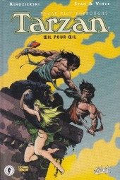 Tarzan (Edgar Rice Burroughs') -2- Œil pour œil