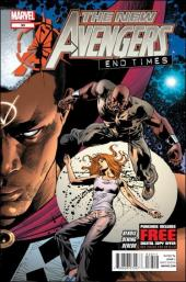 New Avengers (The) (2010) -33- End times