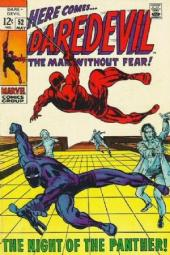 Daredevil Vol. 1 (Marvel - 1964) -52- The night of the Panther!