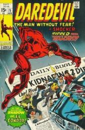Daredevil Vol. 1 (Marvel - 1964) -75- Now rides the ghost of El Condor !