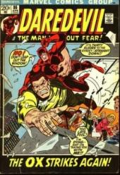Daredevil Vol. 1 (Marvel - 1964) -86- Once upon a time… The Ox!