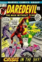 Daredevil Vol. 1 (Marvel - 1964) -89- Crisis in the sky!