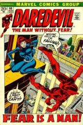 Daredevil Vol. 1 (Marvel - 1964) -90- The sinister secret of project four!