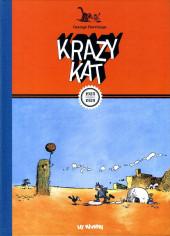 Krazy Kat (Les Rêveurs) -1- Krazy Kat (1925-1929)