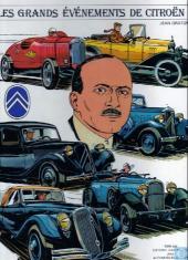 Les grands Événements de Citroën - Les Grands Événements de Citroën