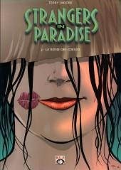 Strangers in paradise -3- La reine des cœurs