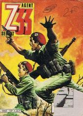 Z33 agent secret -132- L'ombre de Zaspoutine