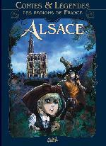 Contes & Légendes des régions de France -2- Alsace
