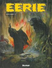 Eerie (Anthologie Delirium)