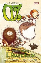 Le magicien d'Oz (Shanower/Young) -1- Le Magicien d'Oz