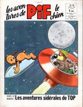 Pif le chien (3e série - Vaillant) -26- 3e série T.26