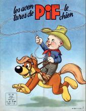 Pif le chien (3e série - Vaillant) -36- 3e série T.36