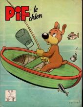 Pif le chien (3e série - Vaillant) -55- 3e série T.55