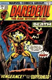 Daredevil Vol. 1 (Marvel - 1964) -125- Vengeance is the Copperhead!