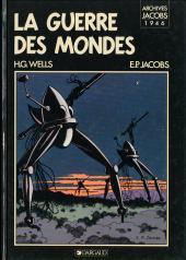 (AUT) Jacobs, Edgar P. -5a- La Guerre des mondes